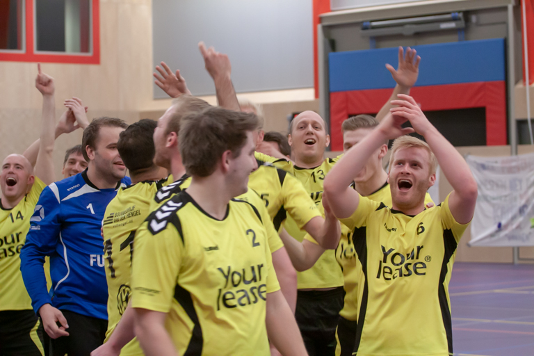 Yourlease/HV Eemland kampioen 2018/2019
