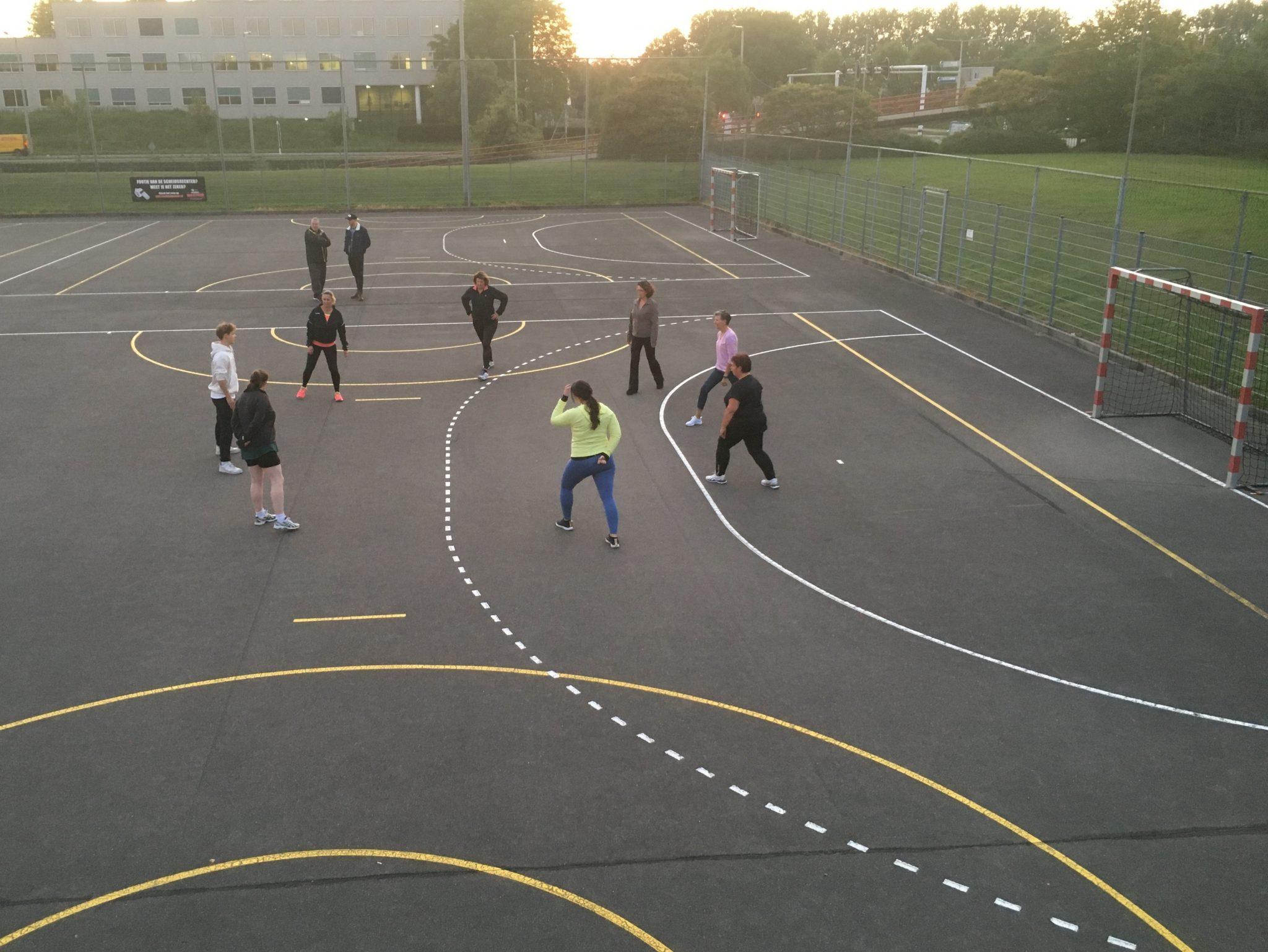 Recreanten-handbal