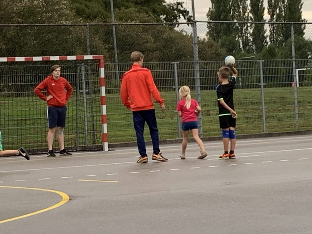 Hervatting trainingen